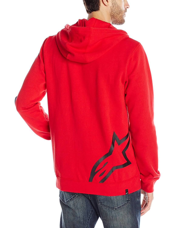 AlpineStars-Men-039-s-Debrief-Zip-Fleece-Hoodie thumbnail 7