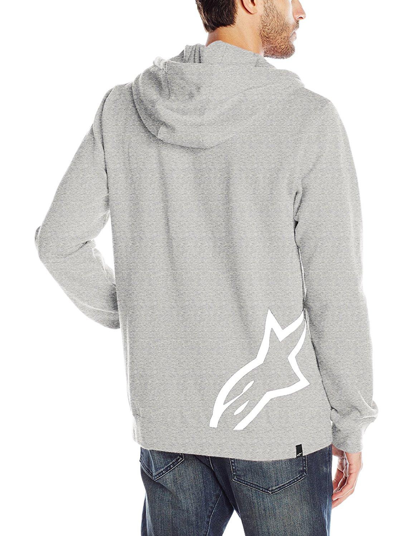 AlpineStars-Men-039-s-Debrief-Zip-Fleece-Hoodie thumbnail 4