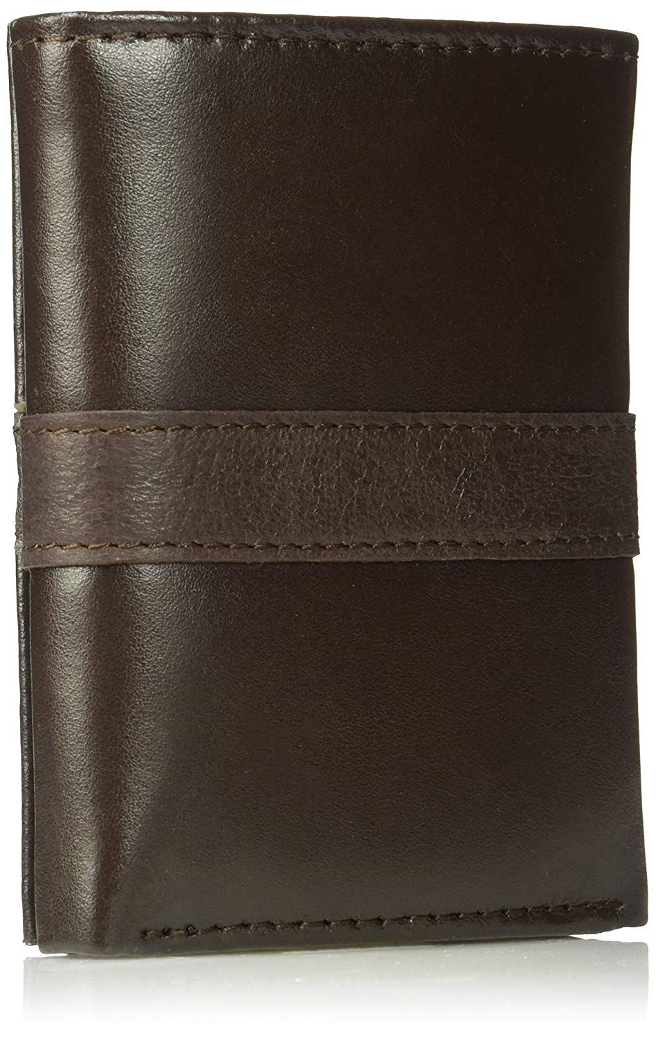 Tommy-Hilfiger-Men-039-s-RFID-Blocking-Leather-Ranger-Extra-Capacity-Trifold-Wallet thumbnail 12