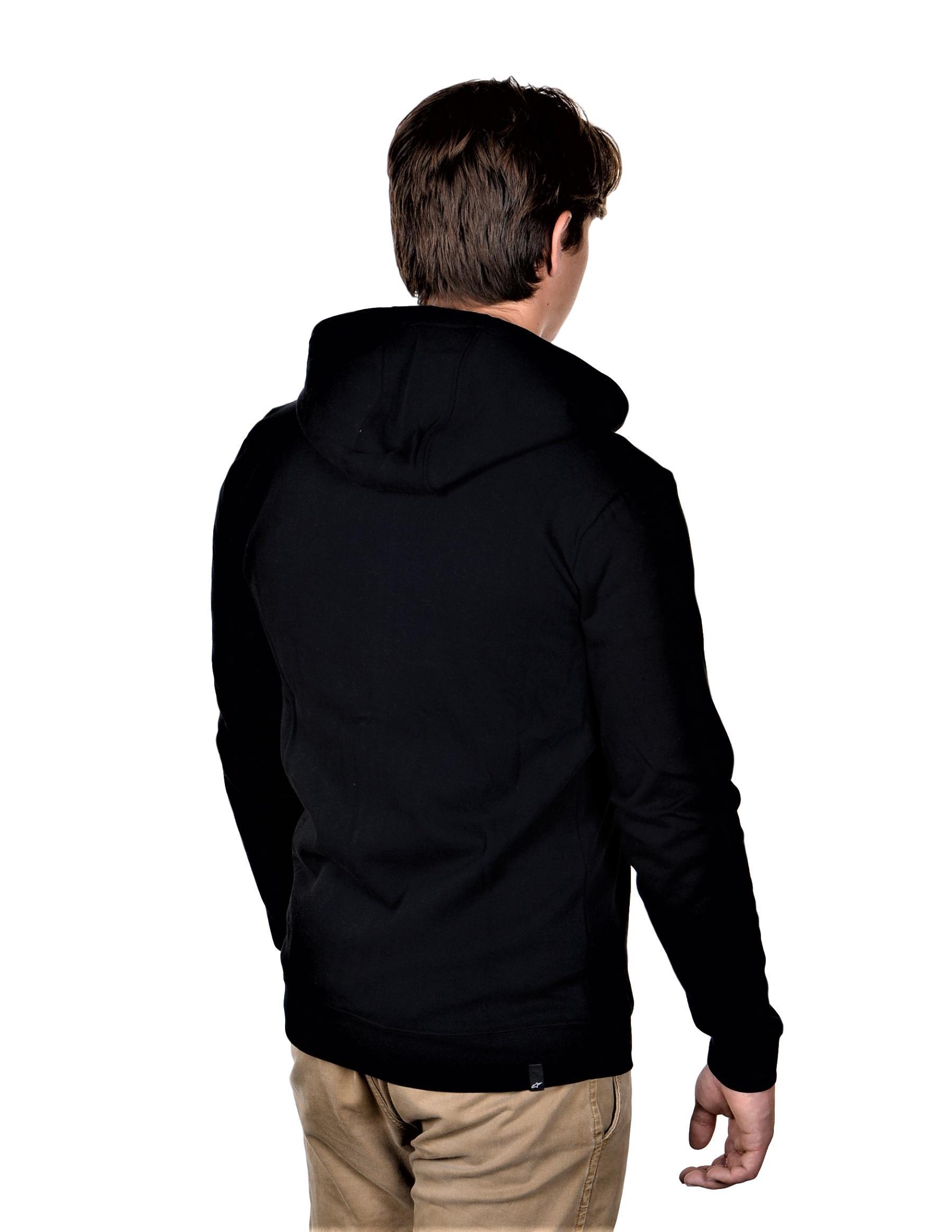 AlpineStars-Mens-Pivotal-Long-Sleeve-Fleece-Light-Weight-Hoodie thumbnail 4