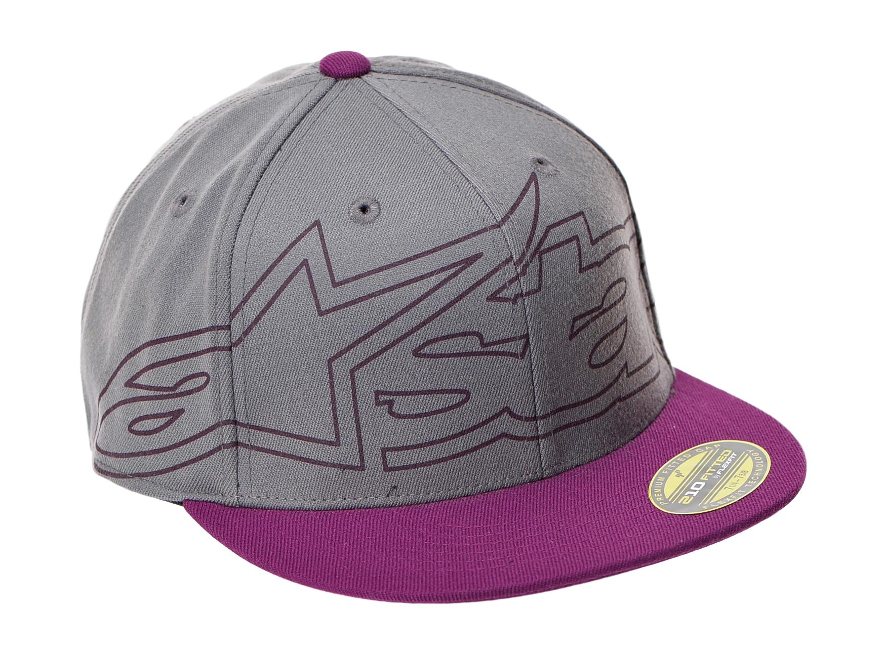 a8db1df76a1 Alpinestars Mens BIG OL BLAZE FlexFit Hat Motocross Baseball Cap L ...