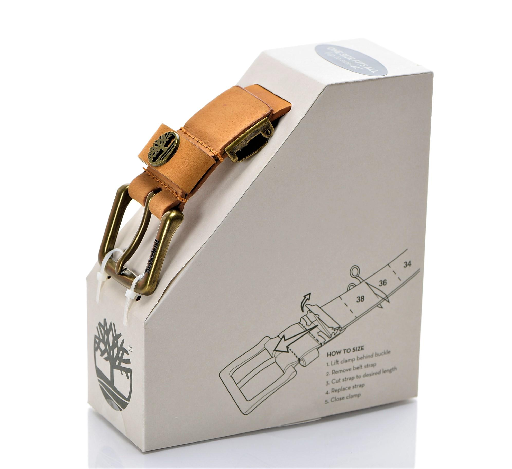 Timberland-Men-039-s-40-MM-Cut-To-Fit-Boxed-Leather-Belt thumbnail 19