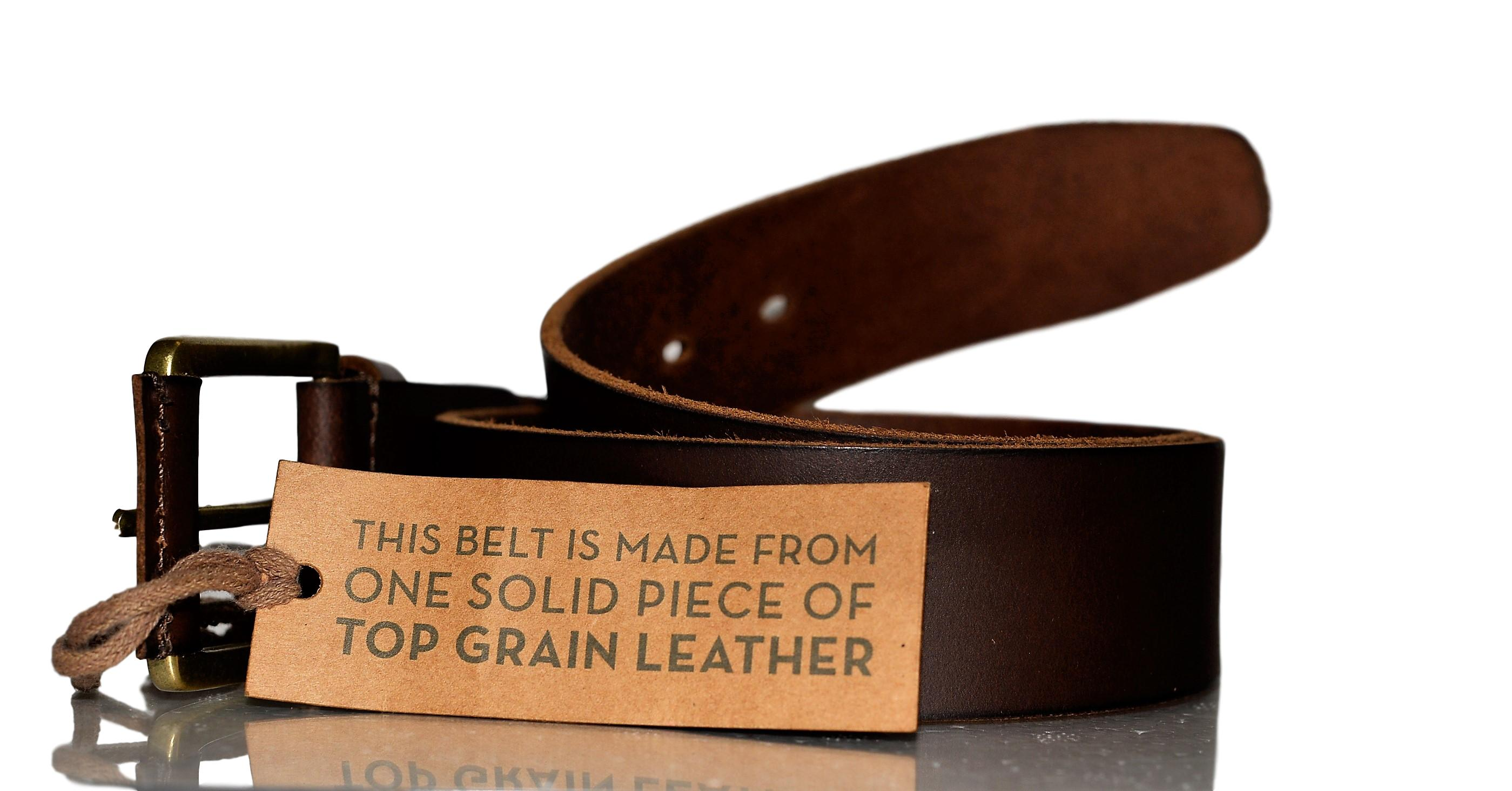 Timberland-Men-039-s-Casual-Distressed-Genuine-Leather-Belt thumbnail 13