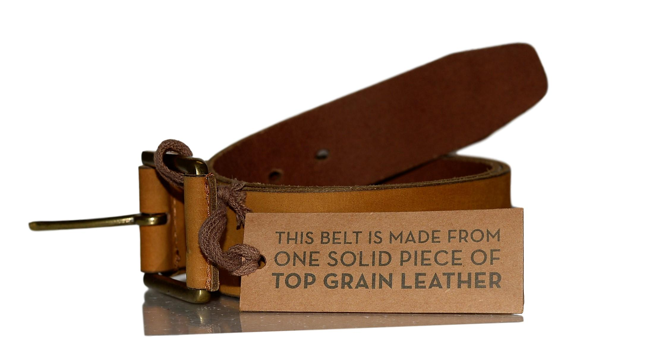 Timberland-Men-039-s-Casual-Distressed-Genuine-Leather-Belt thumbnail 20