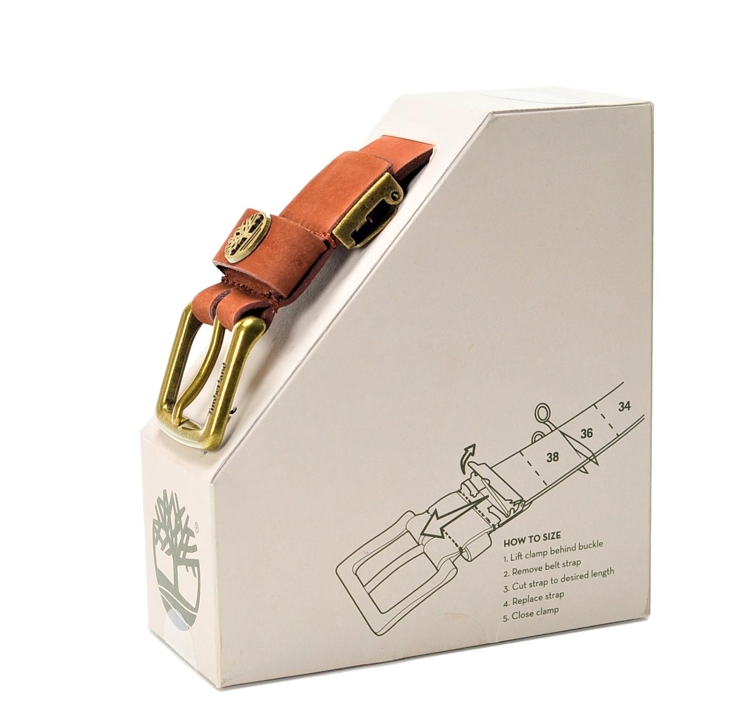 Timberland-Men-039-s-40-MM-Cut-To-Fit-Boxed-Leather-Belt thumbnail 16
