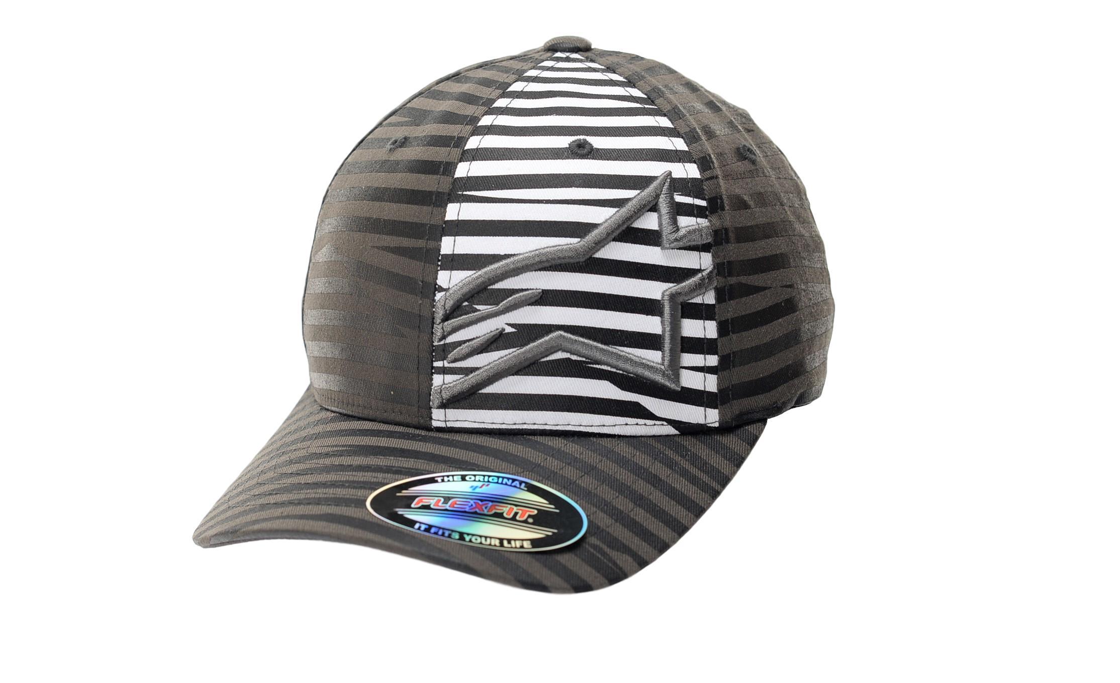 9494cf774cdc0 AlpineStars Men s Flexfit Curve Bill Hat S M