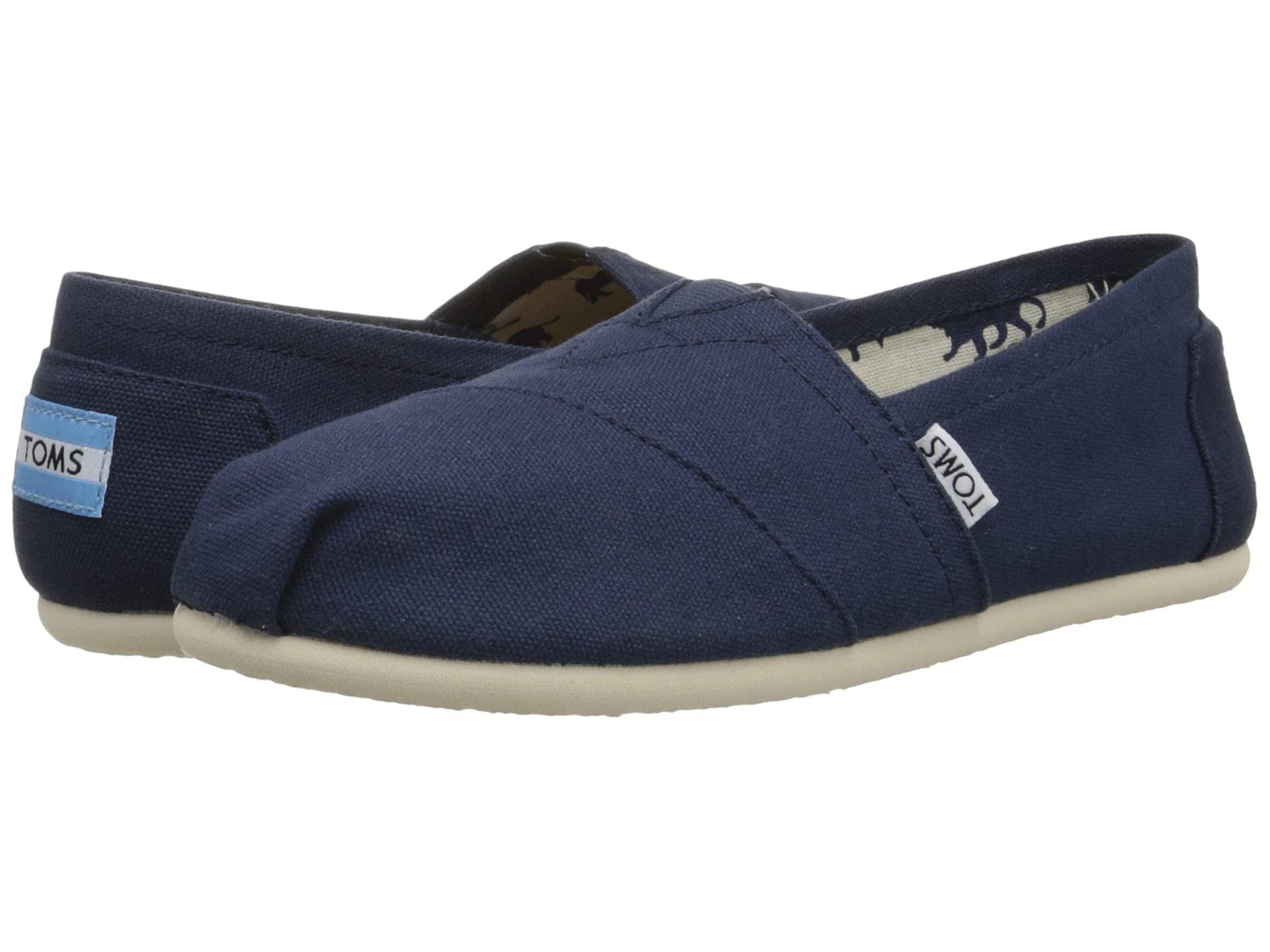 thumbnail 24 - TOMS Women's Classic Alpargata Slip On Shoes