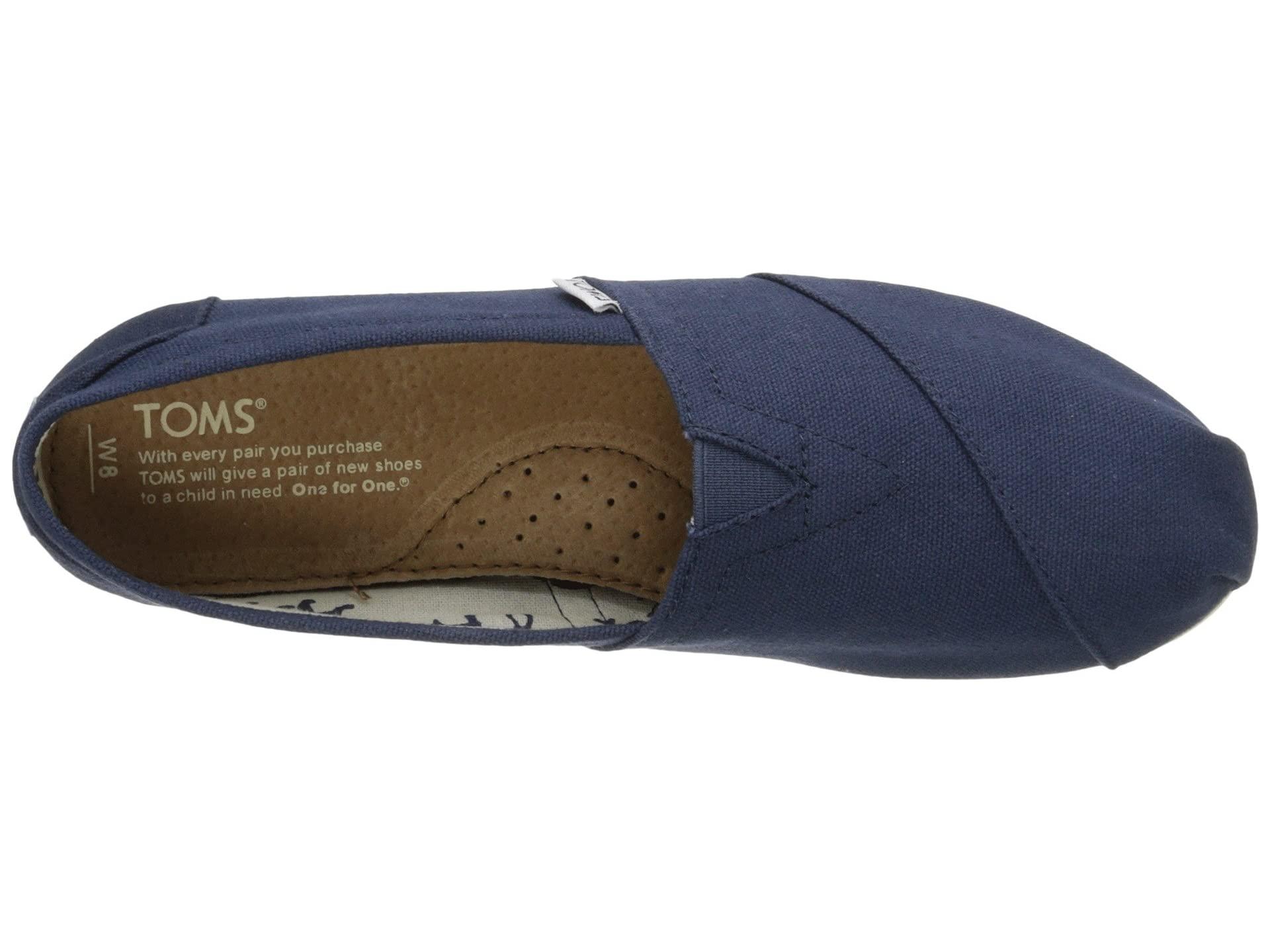thumbnail 21 - TOMS Women's Classic Alpargata Slip On Shoes
