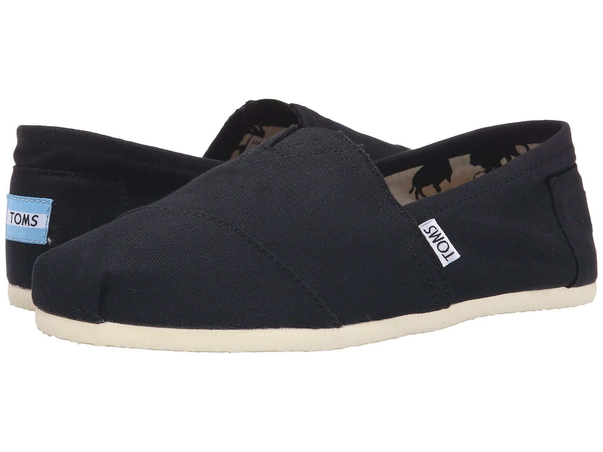 thumbnail 10 - TOMS Women's Classic Alpargata Slip On Shoes