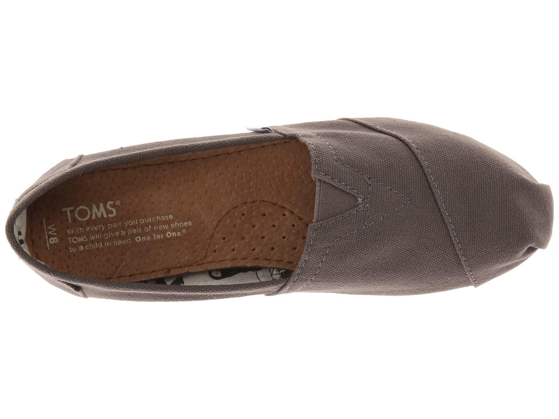 thumbnail 14 - TOMS Women's Classic Alpargata Slip On Shoes