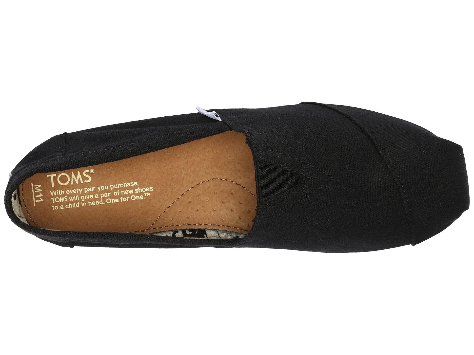 thumbnail 7 - TOMS Women's Classic Alpargata Slip On Shoes