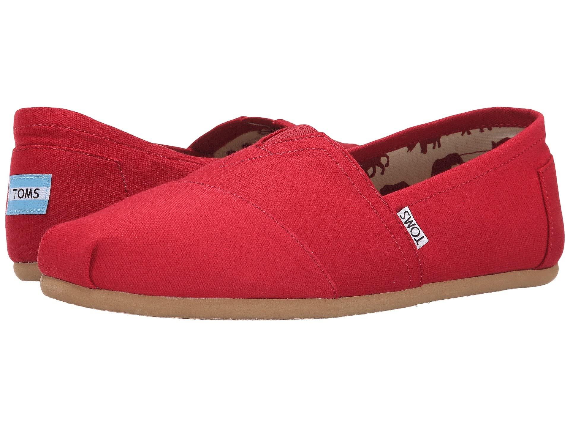 thumbnail 31 - TOMS Women's Classic Alpargata Slip On Shoes
