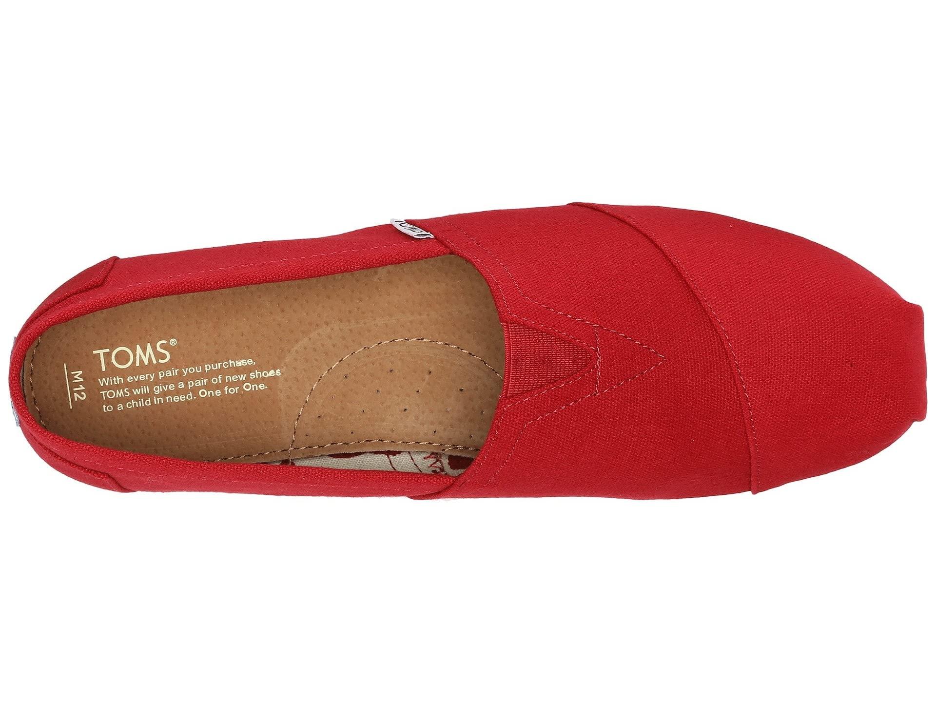thumbnail 28 - TOMS Women's Classic Alpargata Slip On Shoes