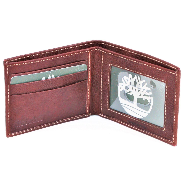 Timberland-Men-039-s-Blix-Slim-Bifold-Leather-Wallet thumbnail 20