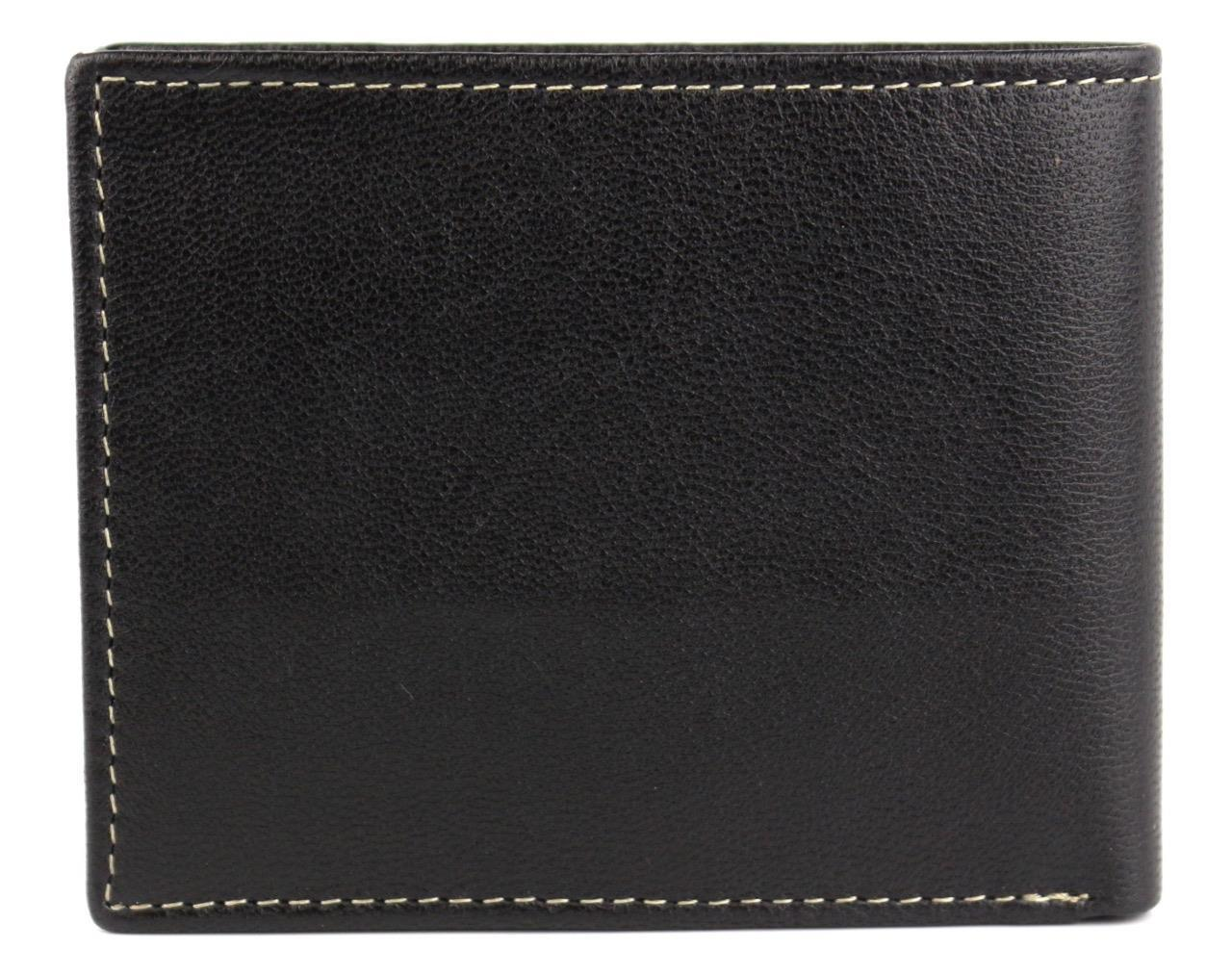 Timberland-Men-039-s-Blix-Slim-Bifold-Leather-Wallet thumbnail 7