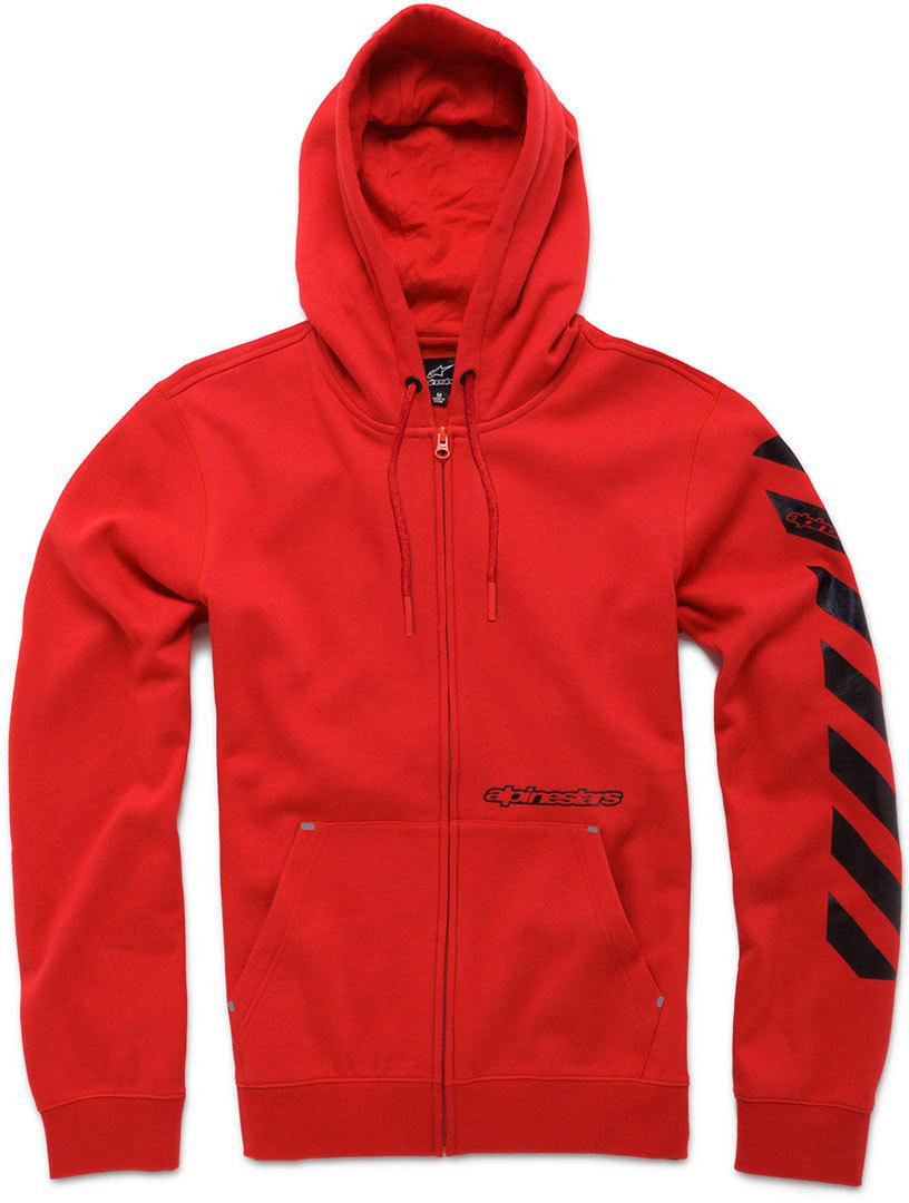 AlpineStars-Men-039-s-Debrief-Zip-Fleece-Hoodie thumbnail 8