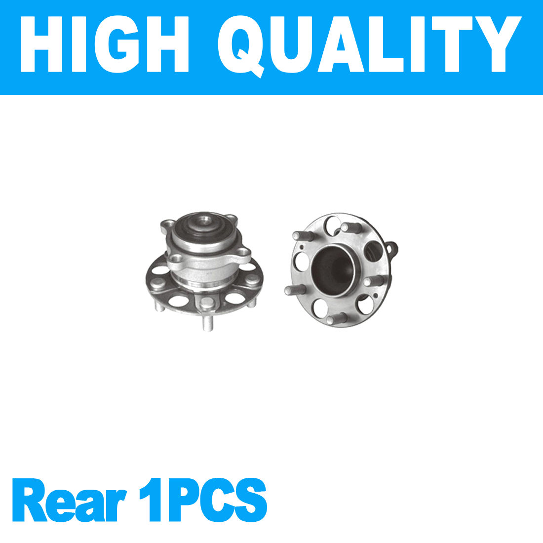 1PCS REAR Wheel Hub Bearing Assembly For ACURA ACURA TSX
