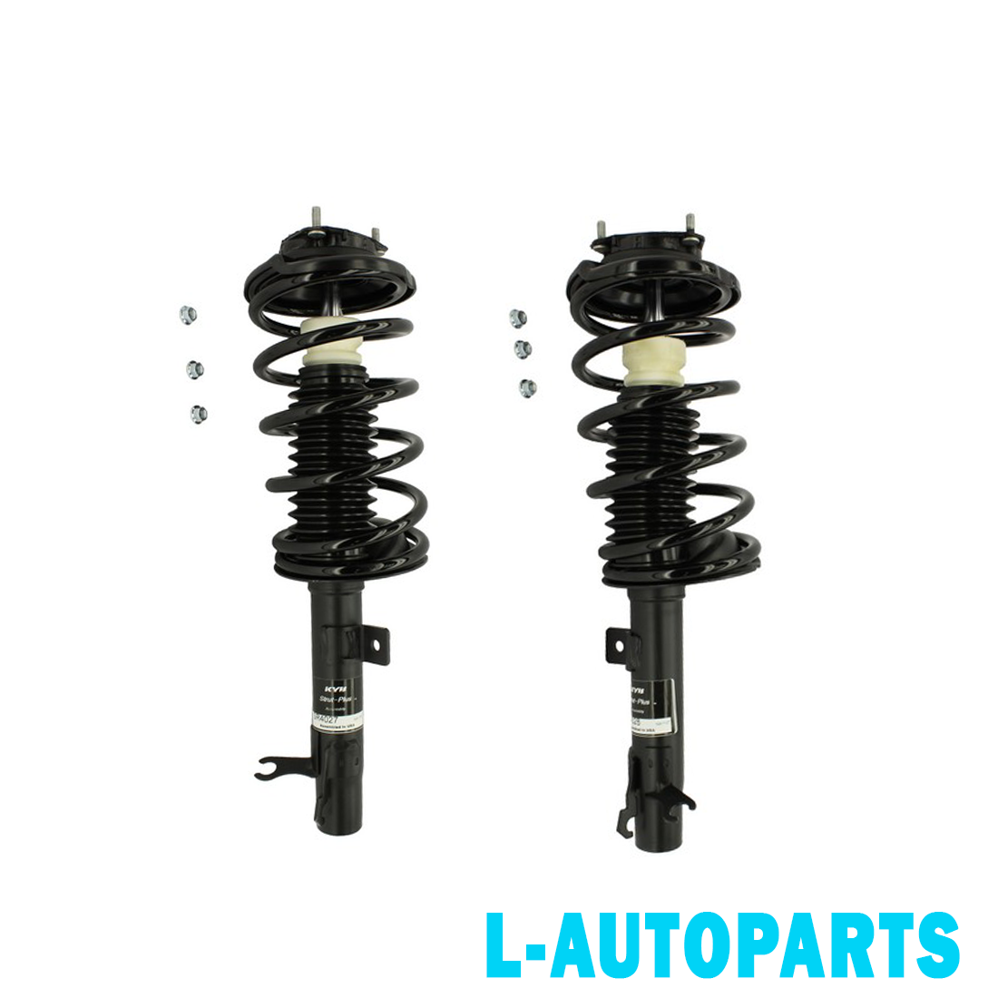 KYB 2X FRONT RIGHT /& LEFT Struts Shocks Assembly For Edition Limited