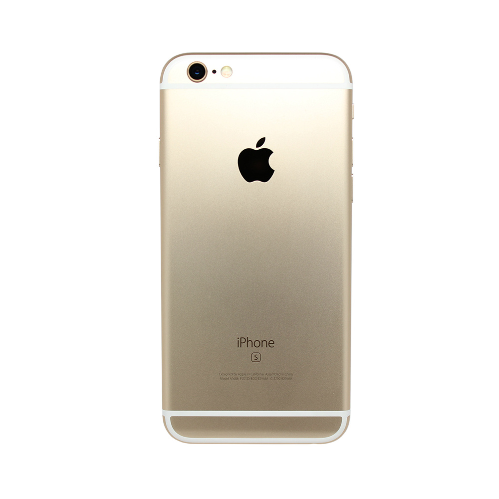 apple iphone 6s 64gb gold excellent condition unlocked smartphone ebay. Black Bedroom Furniture Sets. Home Design Ideas
