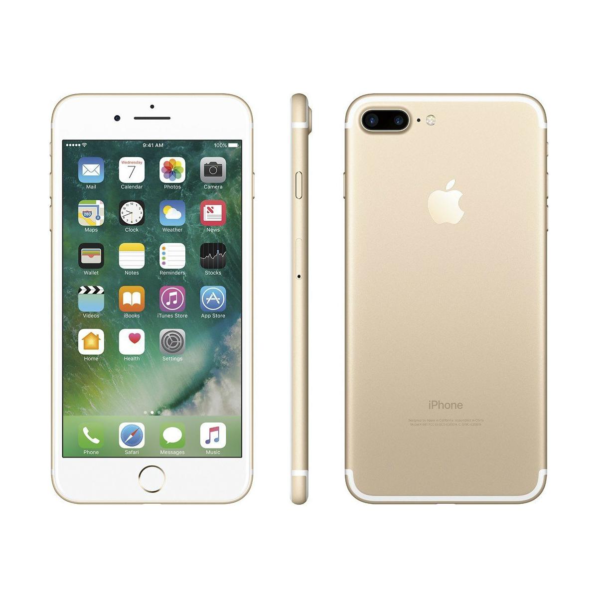 apple iphone 7 plus 32 128 256gb all colours unlocked. Black Bedroom Furniture Sets. Home Design Ideas