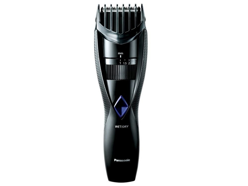 panasonic mens wet dry cordless electric beard and hair trimmer er gb370k ebay. Black Bedroom Furniture Sets. Home Design Ideas