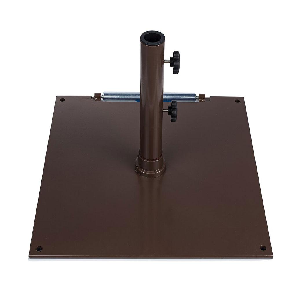 Galvanized Steel Plate Umbrella Base Stand Ebay