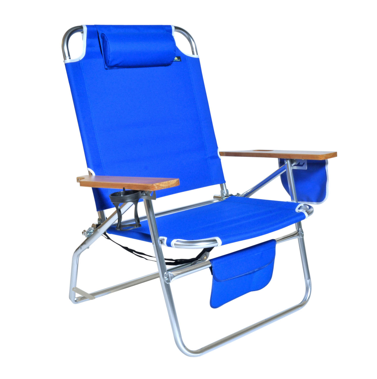 Big-Jumbo-Heavy-Duty-500-lbs-XL-Aluminum-  sc 1 st  eBay & Big Jumbo Heavy Duty 500 lbs XL Aluminum Beach Chair for Big u0026 Tall ...