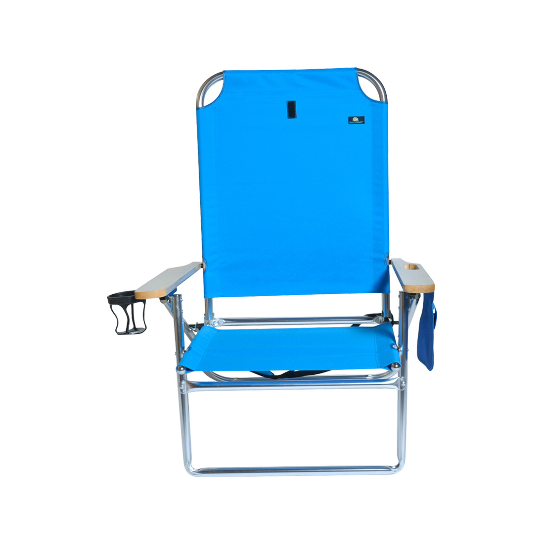 Extra Large High Seat Heavy Duty 4 Position Beach Chair
