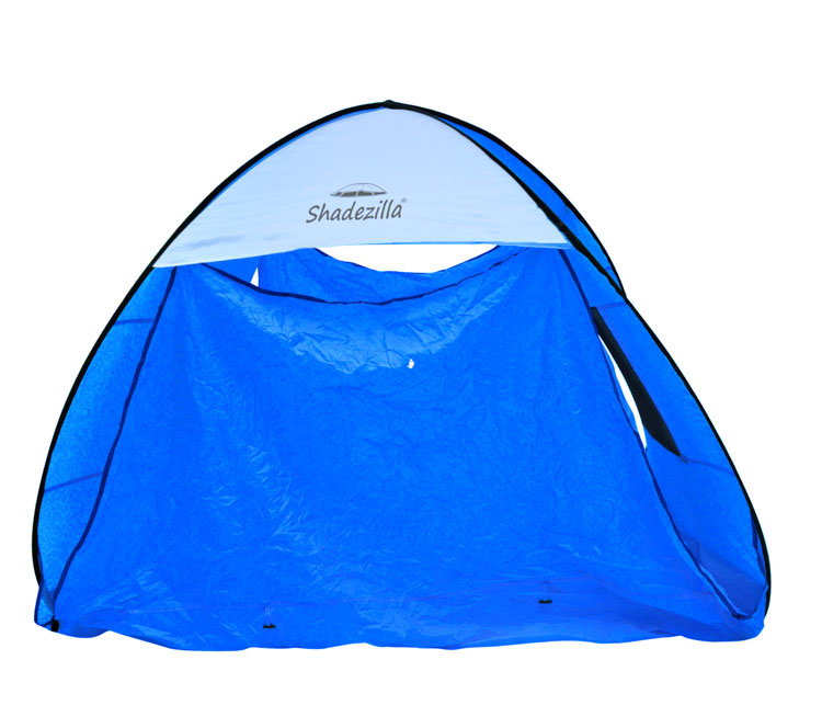 Instant-Pop-up-Family-Beach-Tent-Cabana-Shade-and-Sun-Shelter-UPF-55 thumbnail 13
