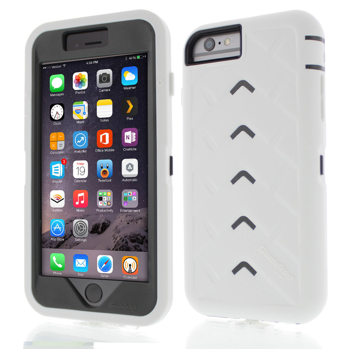 iphone model a1522 gumdrop cases droptech apple iphone 6 plus rugged phone 1568