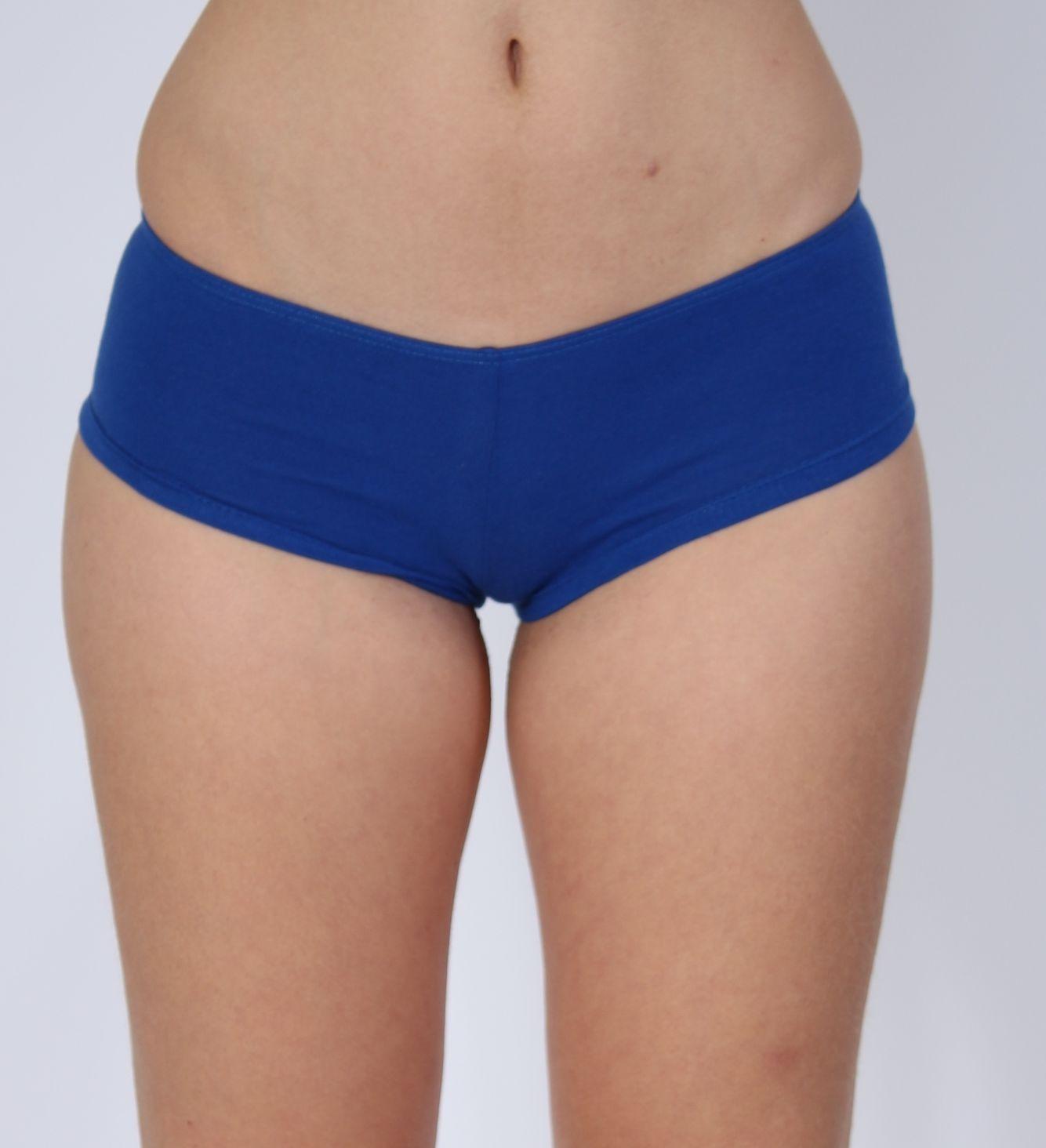 Sexy ass in boy shorts