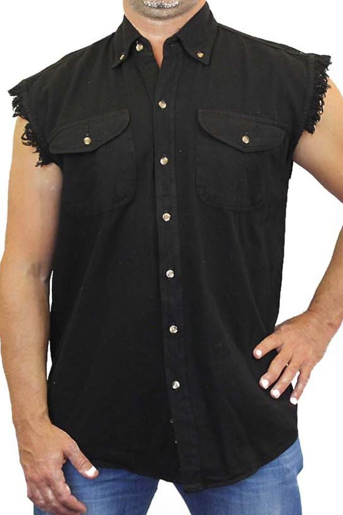 Find great deals on eBay for mens sleeveless denim shirts. Shop with confidence.