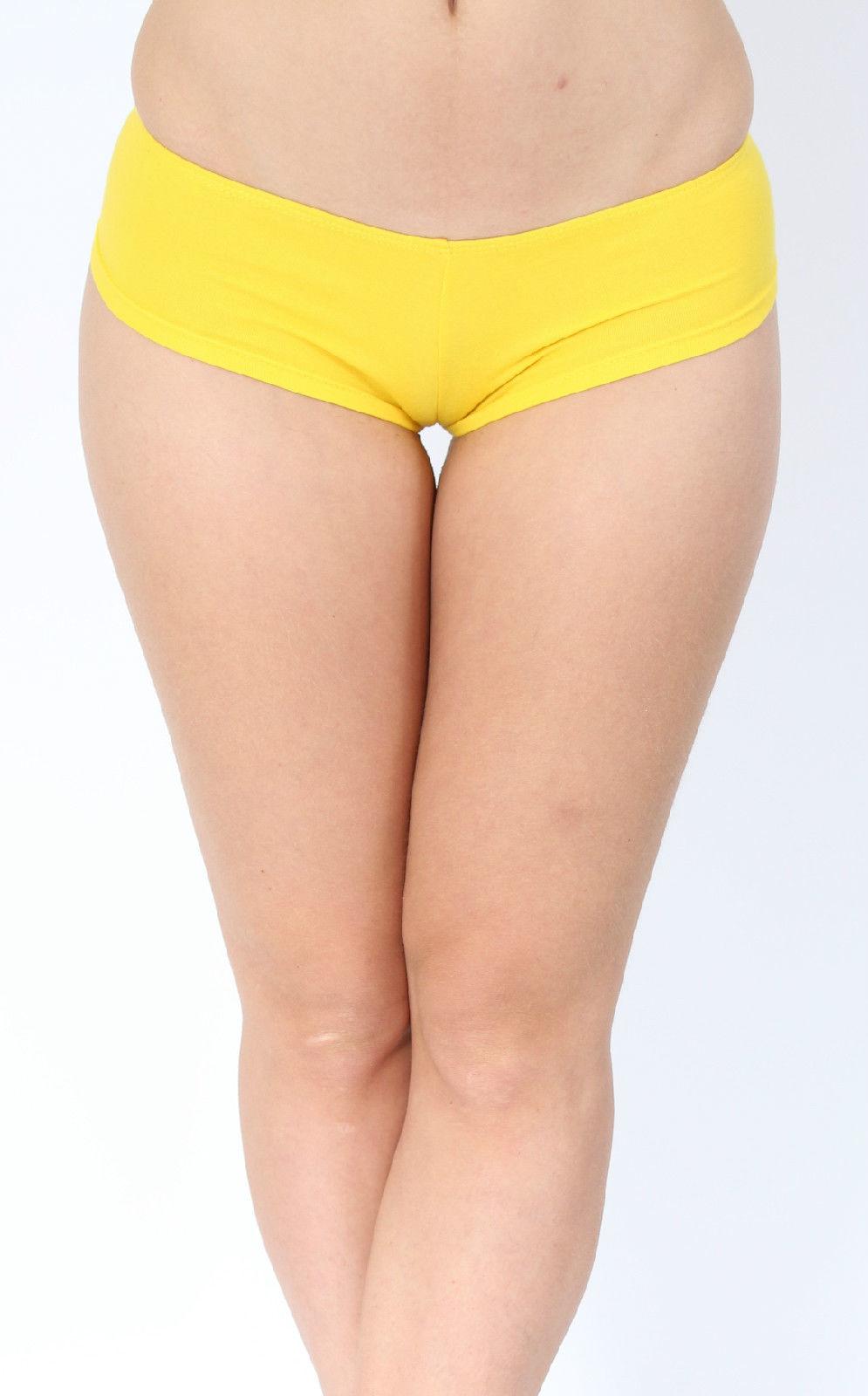 shorts spank me