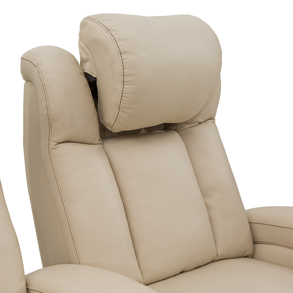 Seatcraft-Sierra-Leather-Power-Recline-Power-Headrest-Home-  sc 1 st  eBay & Seatcraft Sierra Leather Power Recline Power Headrest Home Theater ... islam-shia.org