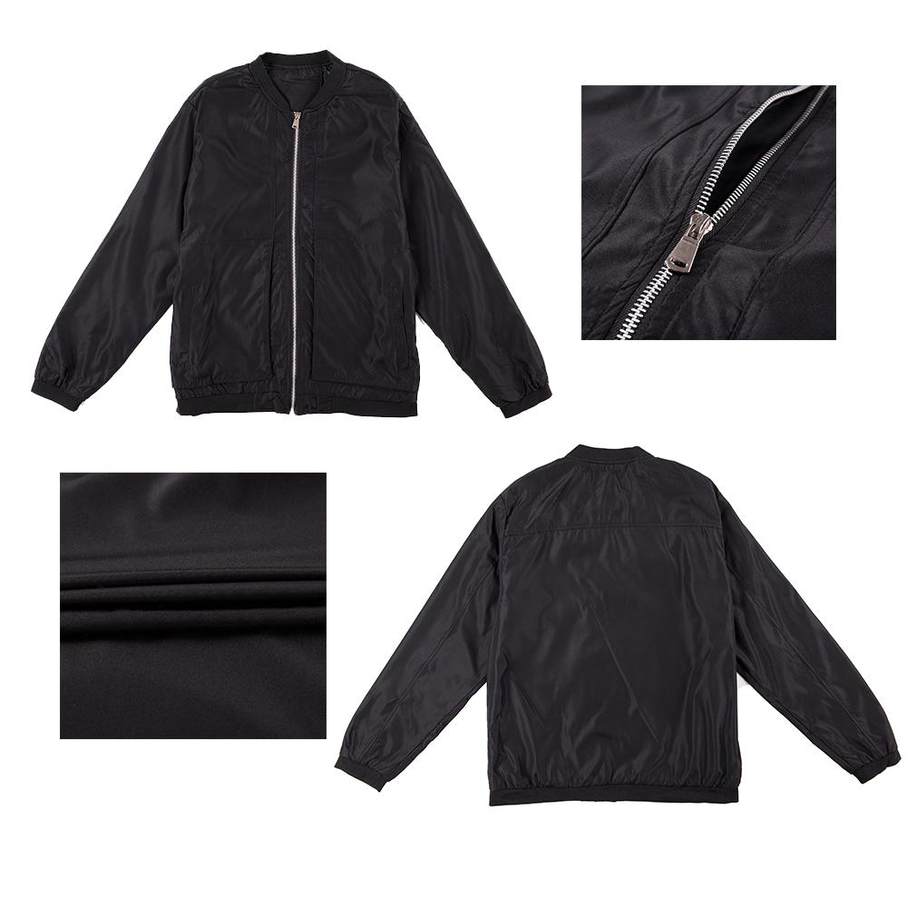Men-039-s-Waterproof-Windbreaker-ZIPPER-Jacket-Hoodie-Light-Sports-Outwear-Coat-Gym thumbnail 25