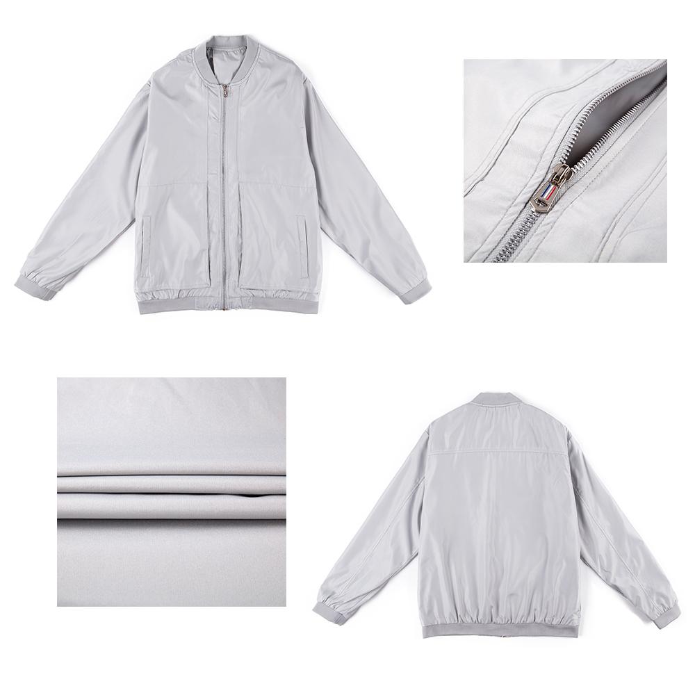 Men-039-s-Waterproof-Windbreaker-ZIPPER-Jacket-Hoodie-Light-Sports-Outwear-Coat-Gym thumbnail 29