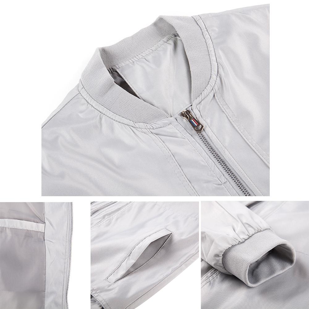 Men-039-s-Waterproof-Windbreaker-ZIPPER-Jacket-Hoodie-Light-Sports-Outwear-Coat-Gym thumbnail 30