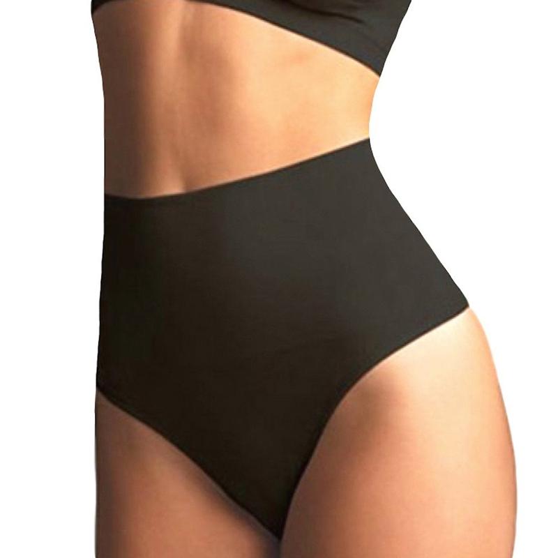 8cc132b6507e Women Waist Cincher Girdle Tummy Slimmer Thong Panty Hip Butt ...