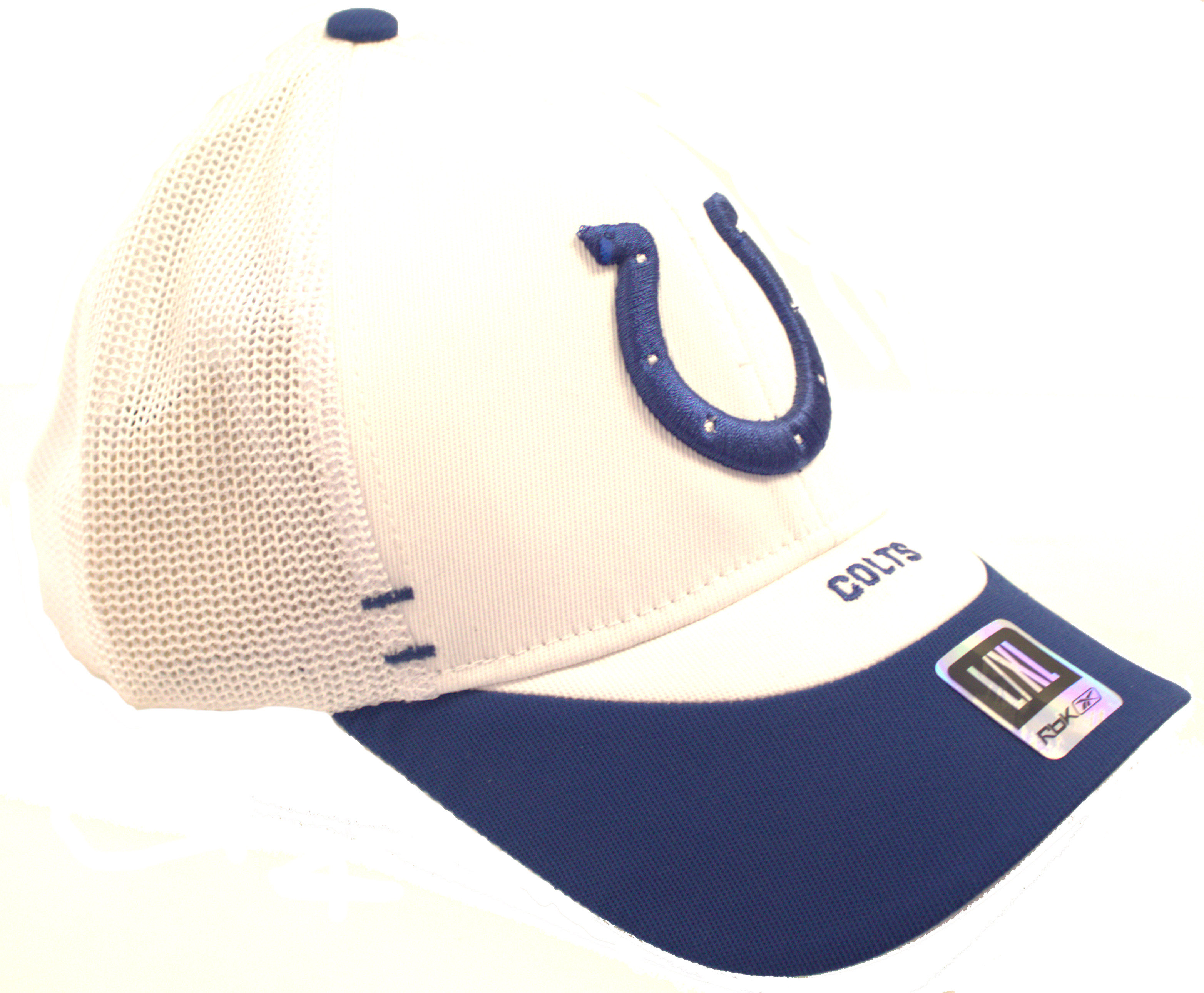 58ad714a1 Indianapolis Colts Draft Day 39Thirty L XL Flex Fit Hat Cap Lid ...