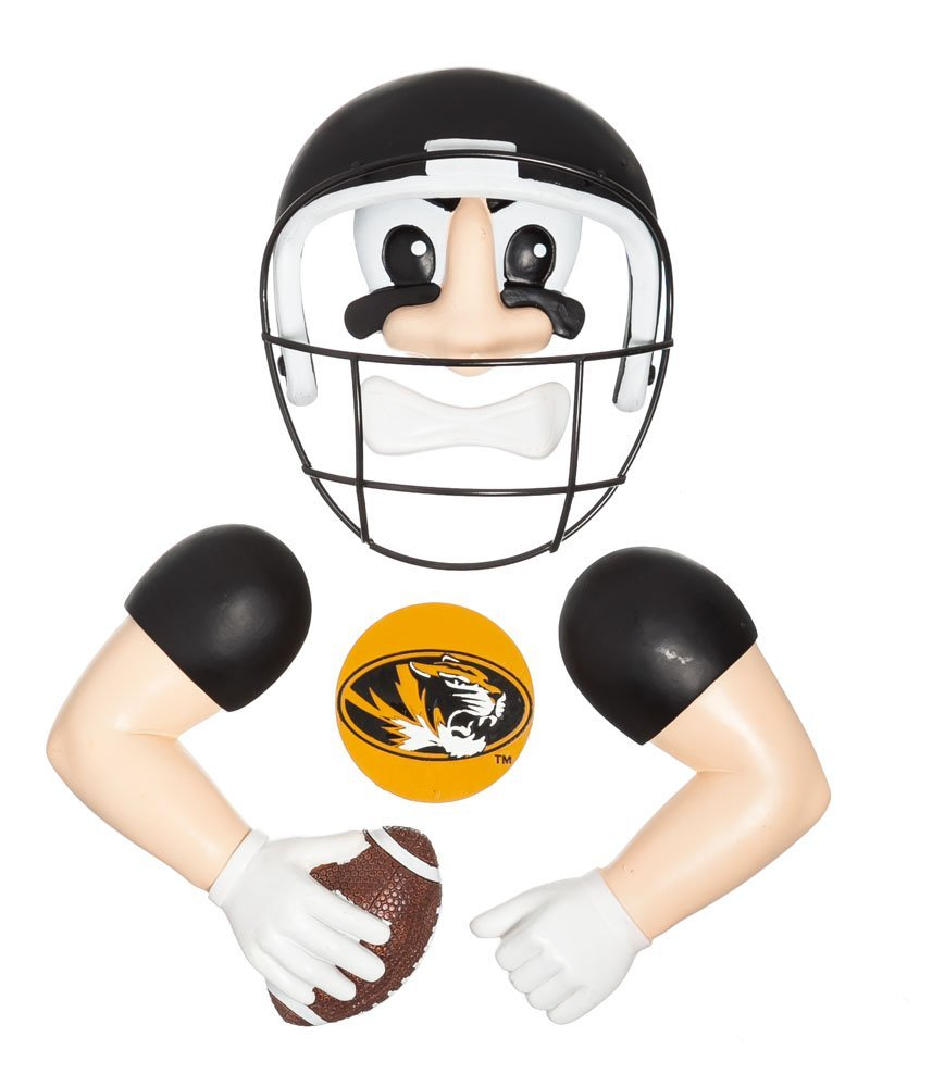 NCAA Officially Licensed Mizzou Tigers Team Player Forest