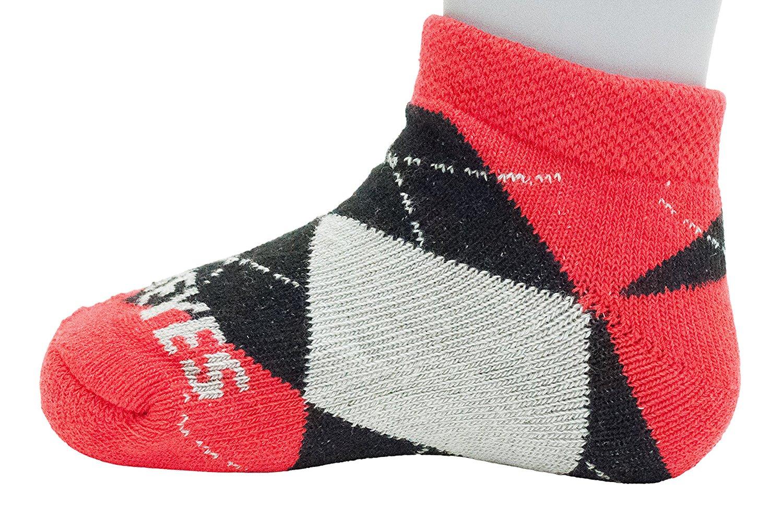 One Size Fits Most /… NCAA Ohio State Buckeyes Argyle Unisex Crew Cut Socks