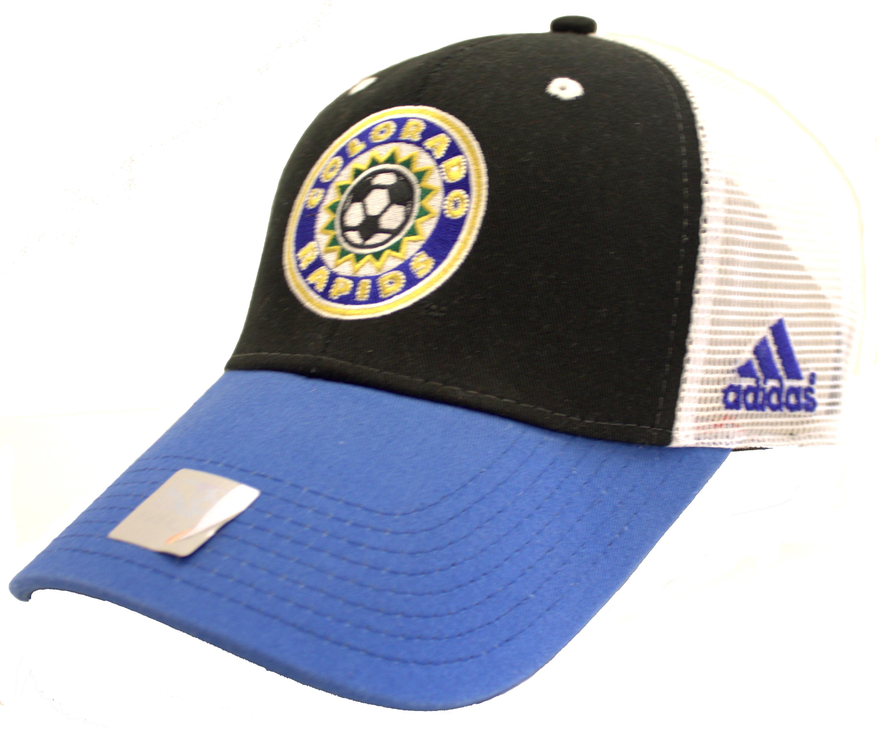 low price sale in stock recognized brands Colorado Rapids Player Mesh Adjustable Hat | eBay