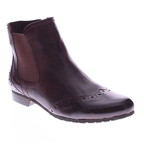 Women's Spring Step Karaoke Boot 37 M Bordeaux Leather. About this product.  2 watching. Picture 1 of 2; Picture 2 of 2