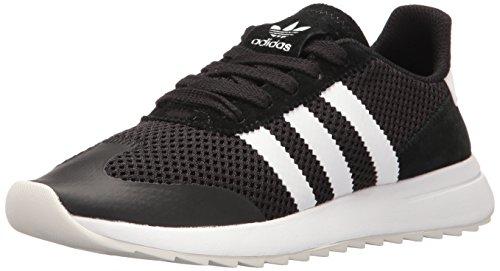 adidas originals frauen rückblende w sneaker mode schwarz / weiß