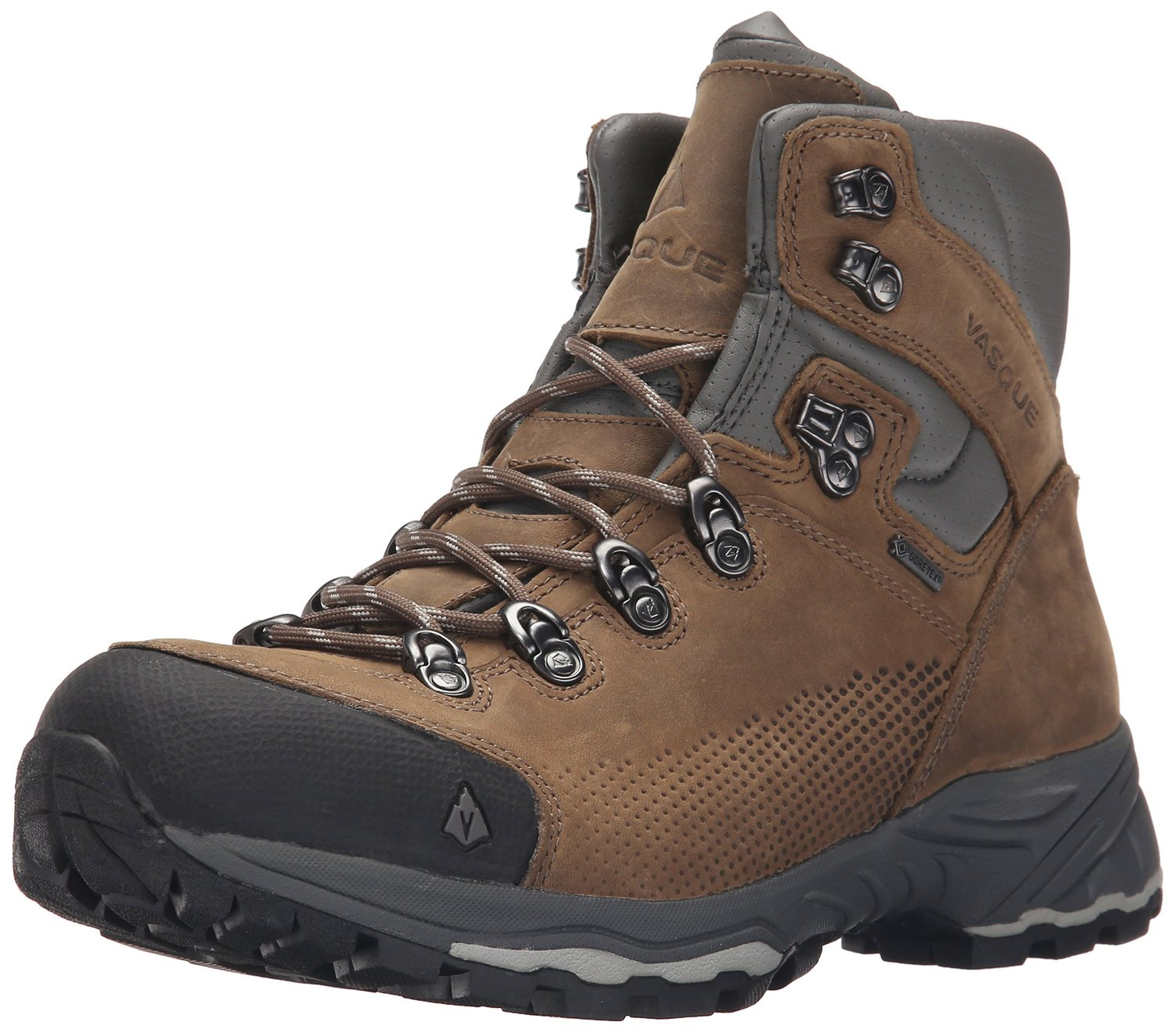 Vasque St Elias GTX Hiking BOOTS for Men Size 10m Bungee Cord/neutral Gray.  About this product. 10 watching. Picture 1 of 5; Picture 2 of 5; Picture 3  of 5 ...