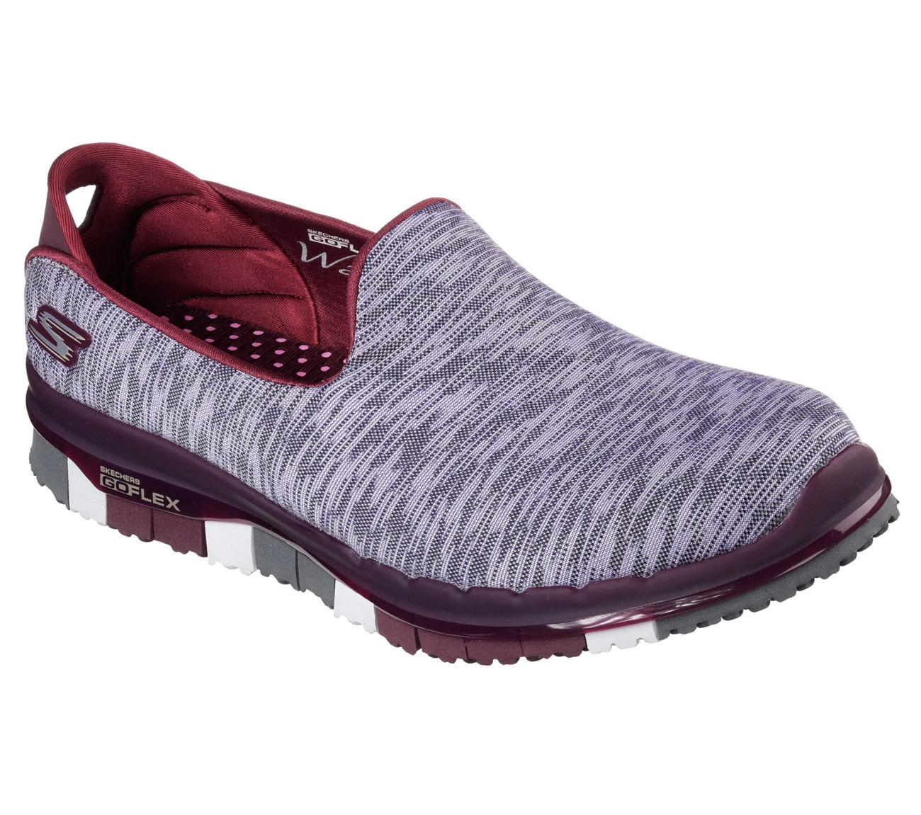 skechers 14015 burg women 39 s go flex walk ability walking ebay. Black Bedroom Furniture Sets. Home Design Ideas