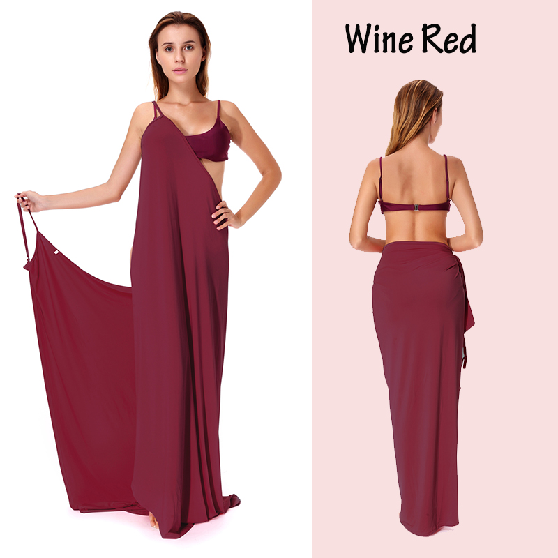 Plus size cover up wrap dress online for free