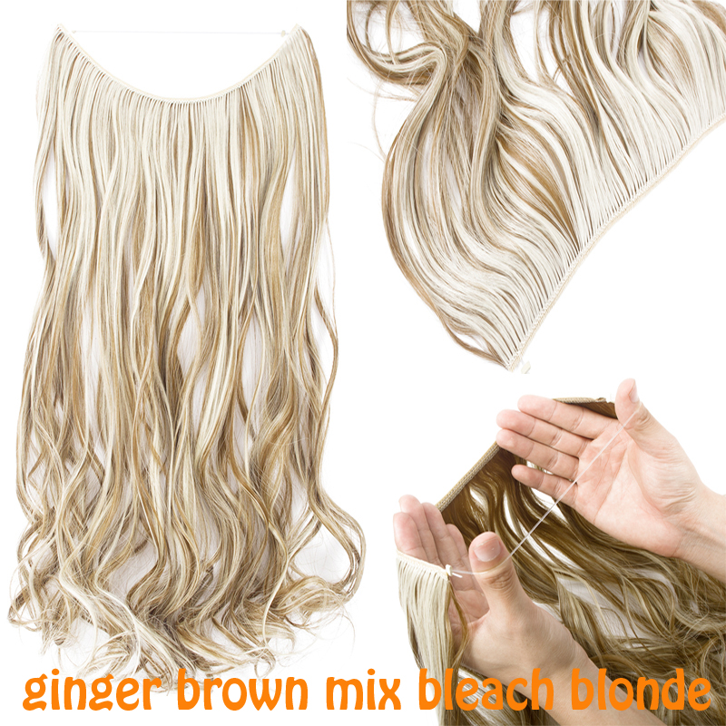 Real Thick As Human Hair 1 Piece Full Head Clip In Hair Extensions