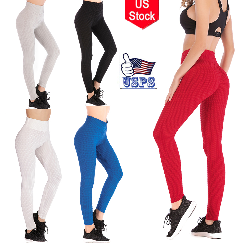 c036671c00fb Women Gym Yoga Sports Leggings Apparel Anti Stretch Fitness Pants Sexy and  Tight