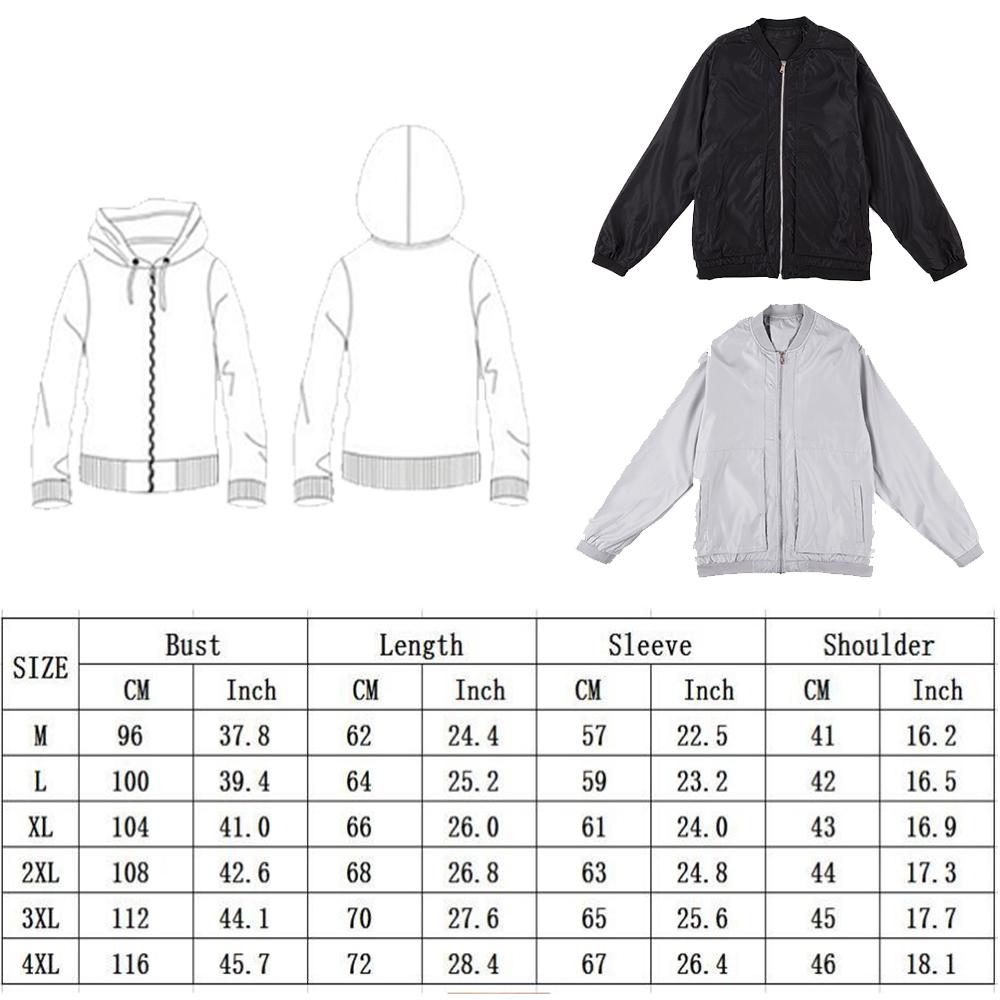 Waterproof-Windbreaker-Zip-Jacket-Hoodie-Light-Sports-Men-039-s-Riding-Outwear-Coat thumbnail 26